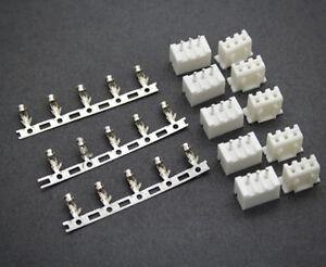 5-Paar-2S-3Pin-JST-XH-2-5mm-Balancer-Mini-Stecker-Crimp-Set-XH-Lipo-Akku-JST-RC