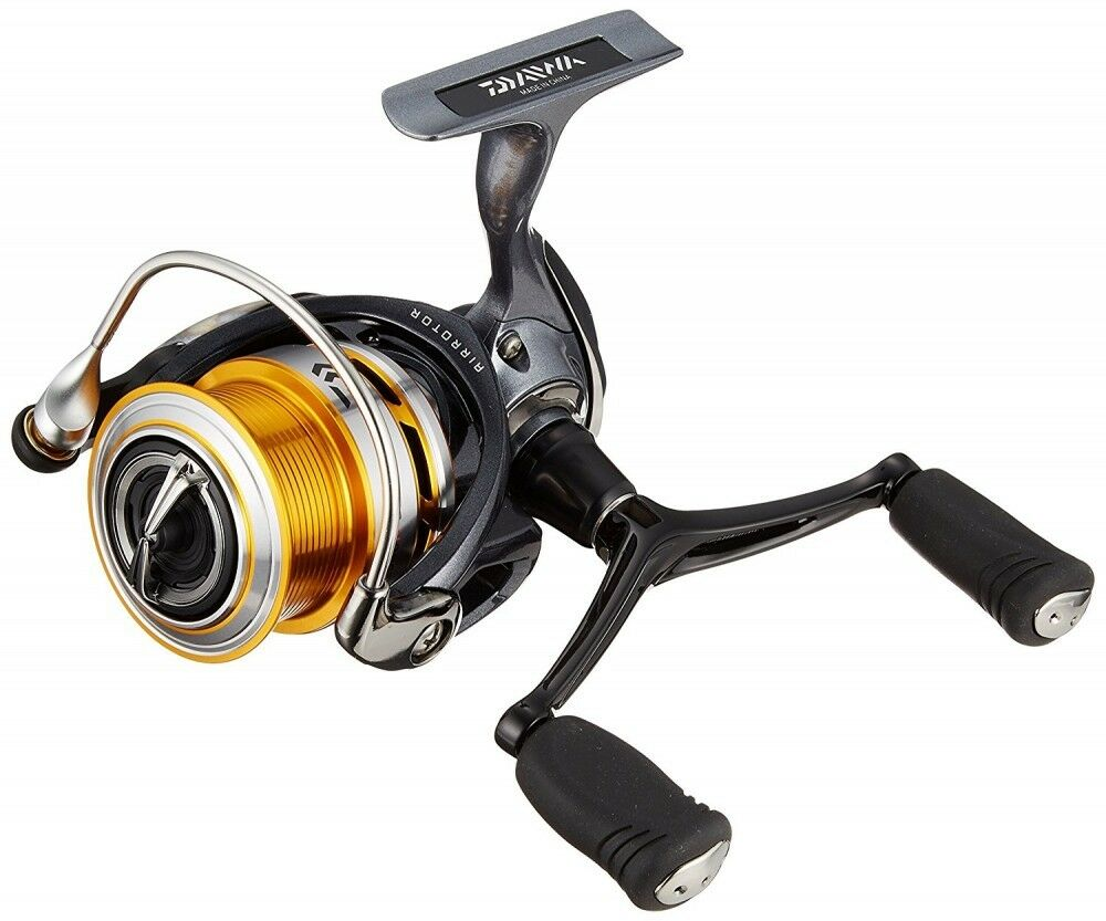 Daiwa Spinning Reel 17Exceler 2506H-DH (2500 Size) For  Fishing EMS From Japan  40% off