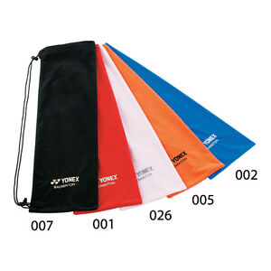 100% YONEX JAPAN BADMINTON RACQUET RACKET SOFT COVER BAG AC541