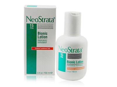 Brand New Neostrata Bionic Lotion 15 PHA 100ml Skin Care Medical Health & Beauty