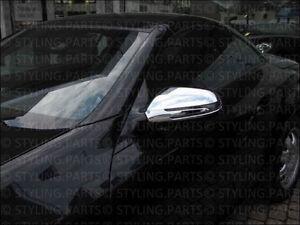 ESPEJO-CAPS-en-cromo-para-Mercedes-SLK-R171-Centro-2008-2011