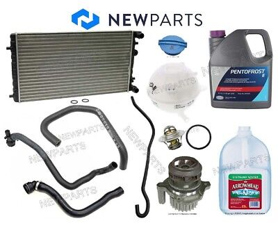 NEW VW Beetle Engine Coolant Recovery Tank Hose 1C0 121 447 AC CRP