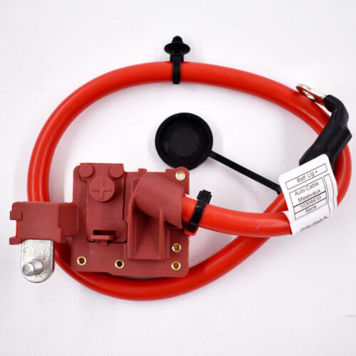 1set New Battery Cable Earth Cable For 2011 2012 2013 BMW X3   61129225099