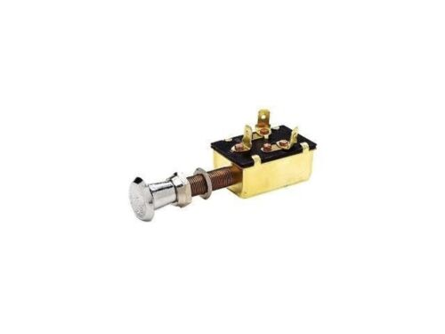 SEACHOICE PUSH-PULL SWITCH CIRCUIT 3 POSITION OFF-ON-ON SCP 11941 SPADE