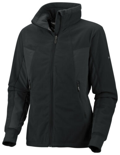 donna pile L Black Titanium da Giacca in 42 Gr Outdoor nuovo 44 Columbia Jacket tqnwnSZvx5