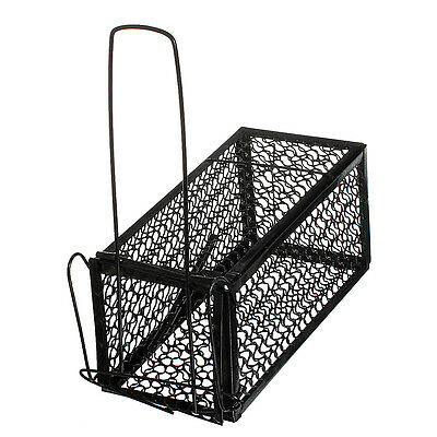 Handy Collapsible Animals Humane Trap Cage Mouse Mice Rats Rodants Catch Control