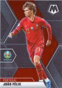PANINI EURO 2021 MOSAIC JOAO FELIX BASE CARD NO 159