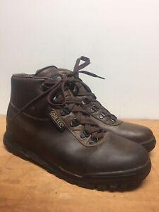 Vintage-Mens-9M-Vasque-Sundowner-Goretex-Italy-Hiking-Boots-SEE-DETAILS