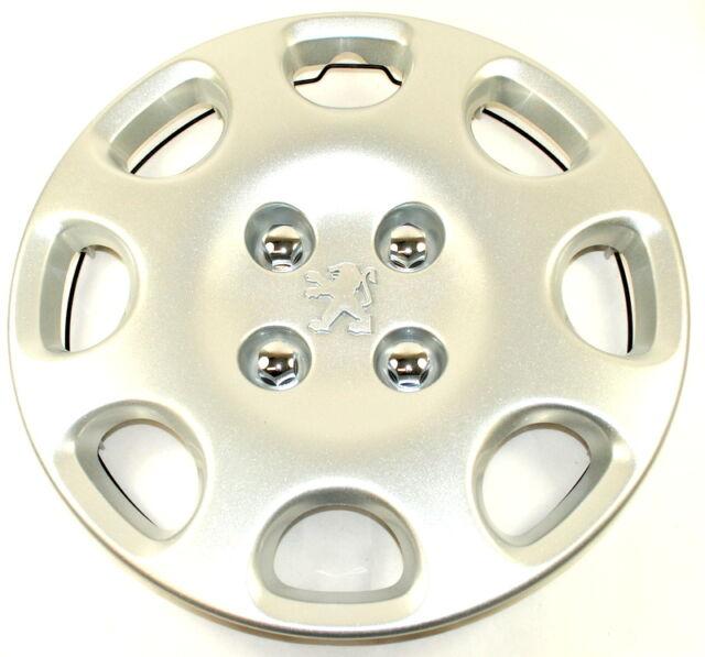 "Peugeot 206 1007 14"" Wheel Trim Hub Cap New + Genuine 9648316280"