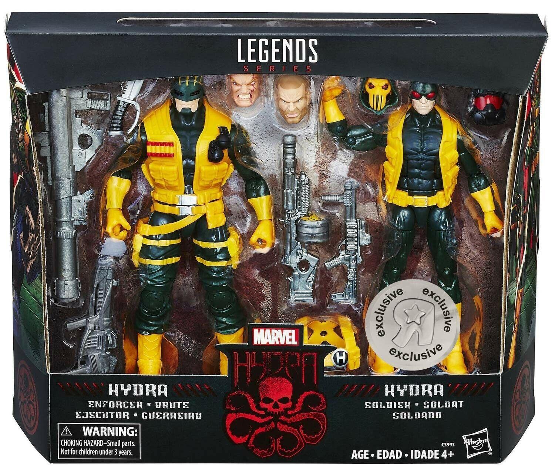 Marvel  Legends Hydra Soldier Exclusive Figurine Hasbro  expédition rapide à vous