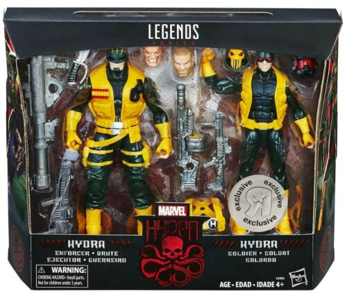 Marvel Legends Hydra Soldier Exclusive Action Figure Hasbro