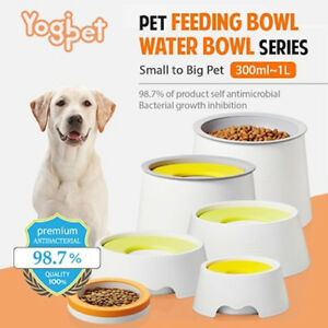 Pet-Bowl-Dog-Cat-Puppy-Food-Feeding-Water-Food-Feeder-Eating-Dish-Non-Toxic