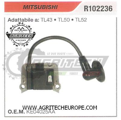 KE04024AA BOBINA ELETTRONICA MOTORE MITSUBISHI TL43 TL50 TL52 TL 43 50 52