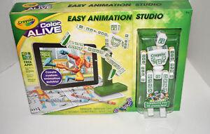 Crayola Color Alive Easy Animation Studio