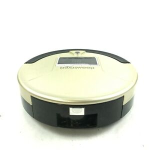 Details About Bobsweep Pethair Robot Vacuum Cleaner And Mop Champagne No Charger 6 A4