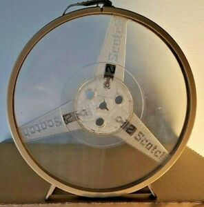 "Scotch reel to reel Self Threading Empty Take up 7"" Plastic Reel  Check Demo"