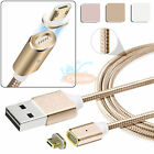 2.4A Magnetic Micro USB Charging Cable Charger Adapter for Android Samsung / LG
