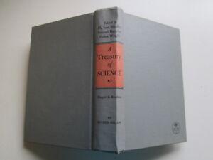 Good-A-Treasury-of-Science-New-1958-Edition-Editor-Shapley-Harlow-Rappo