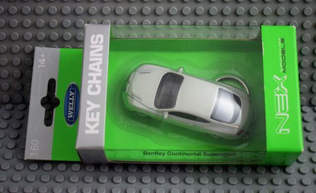 Welly Schlüsselanhänger Keychain Modellauto Auto 1:60 Auswahl