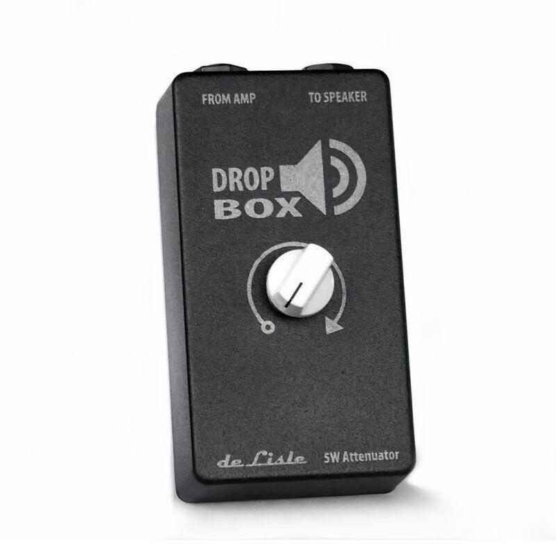 De Lisle Drop Box 5W Linear Attenuator for Badcat Mini Cat Bobcat Tube Amplifier