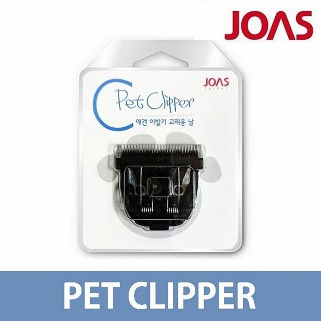 JOAS Clipper Diamond Coating Blade replacement for JP-6116 for Pet Grooming Cut