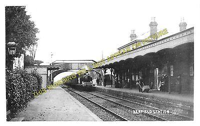 Partridge Green Henfield Railway Station Photo 8 Shoreham Line Steyning