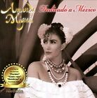 Dedicado a M'xico * by Amanda Miguel (CD, Jan-2012, Diam Music)
