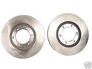 B2600 Front Drill//Slot Brake Rotors+Semi-Met Pads B2200 For 1986-1993 B2000