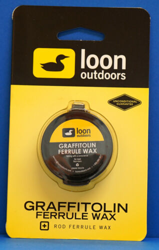 LOON Graffitolin Ferrule Wax Ruten-Steckverbindung-Wachs Graffitolin Loon