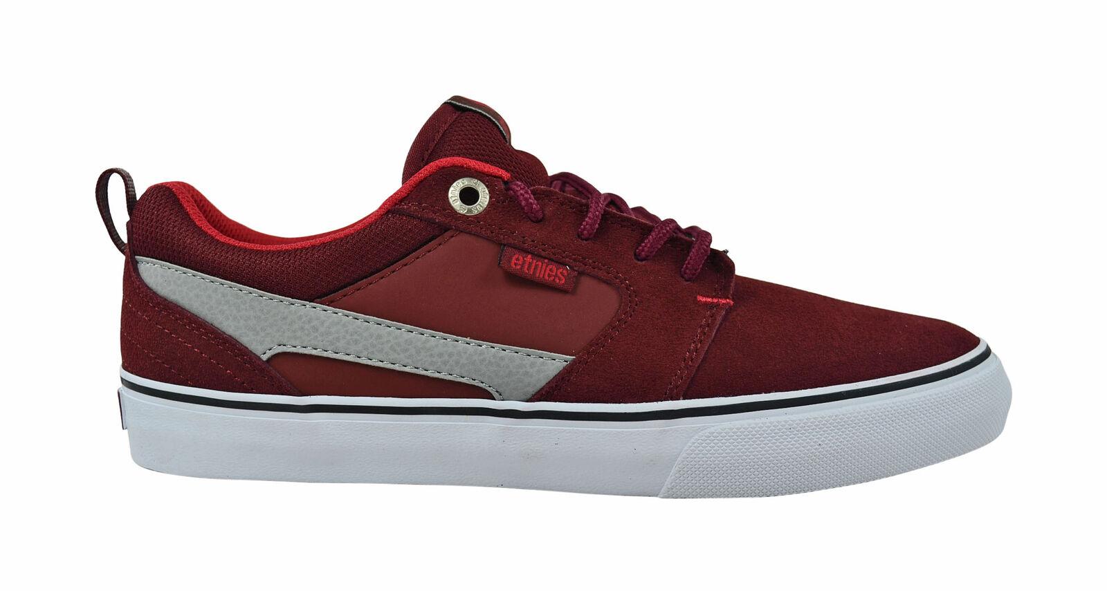 Etnies RAP CT maroon Skater Schuhe/Turnschuhe rot
