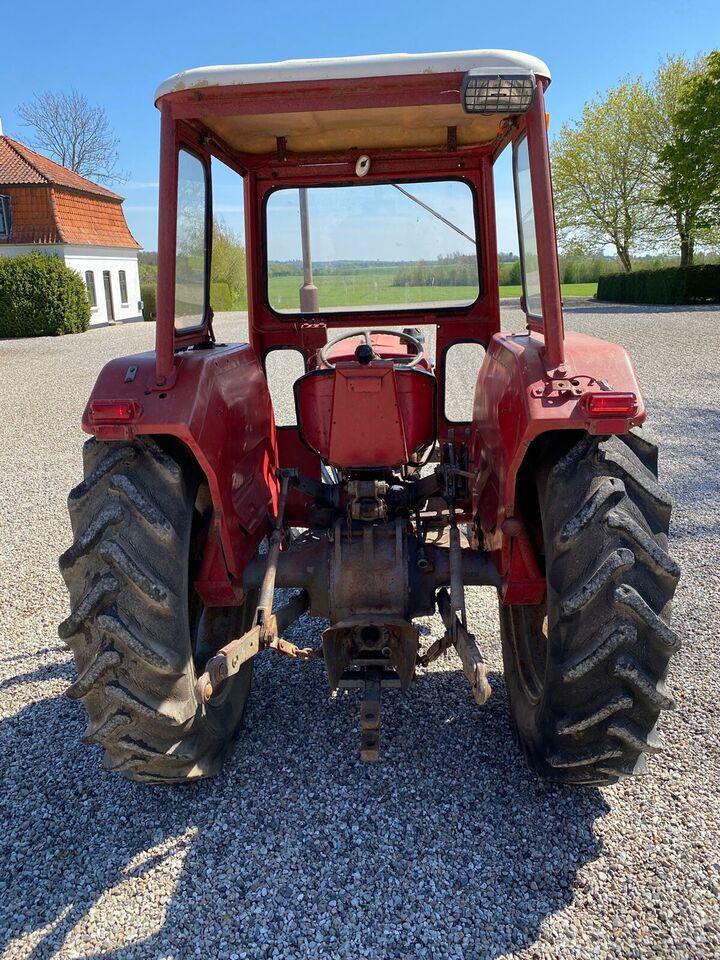 Massey Ferguson 135 3 cyl . Diesel, 135 Diesel 8 gears, 5395