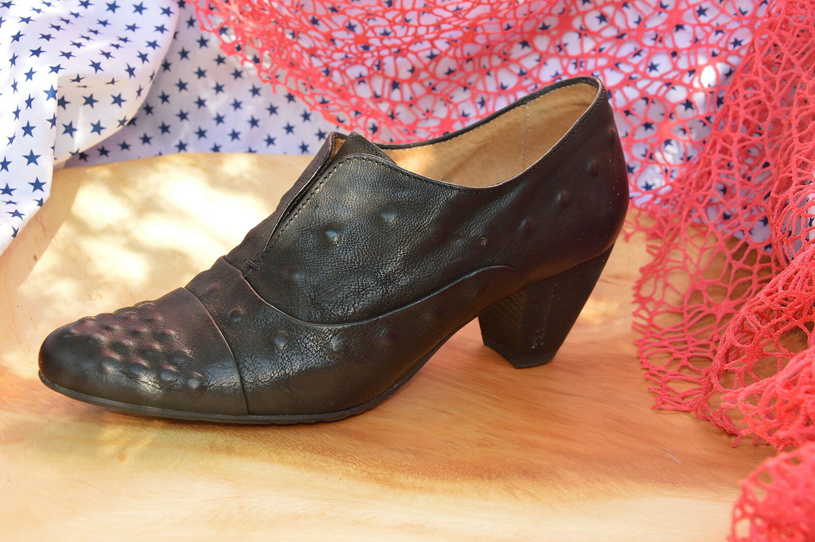 %% Maciejka traumhafte echt Leder Schuhe 37 NEU %%
