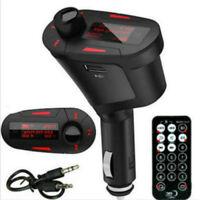 MP3 FM Radio Transmitter Musik Player KFZ PKW LKW Auto Radio USB-Stick 12-24V