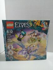 LEGO 6212146 Elves Aira &the Song of The Wind Dragon 41193 Building Kit R1