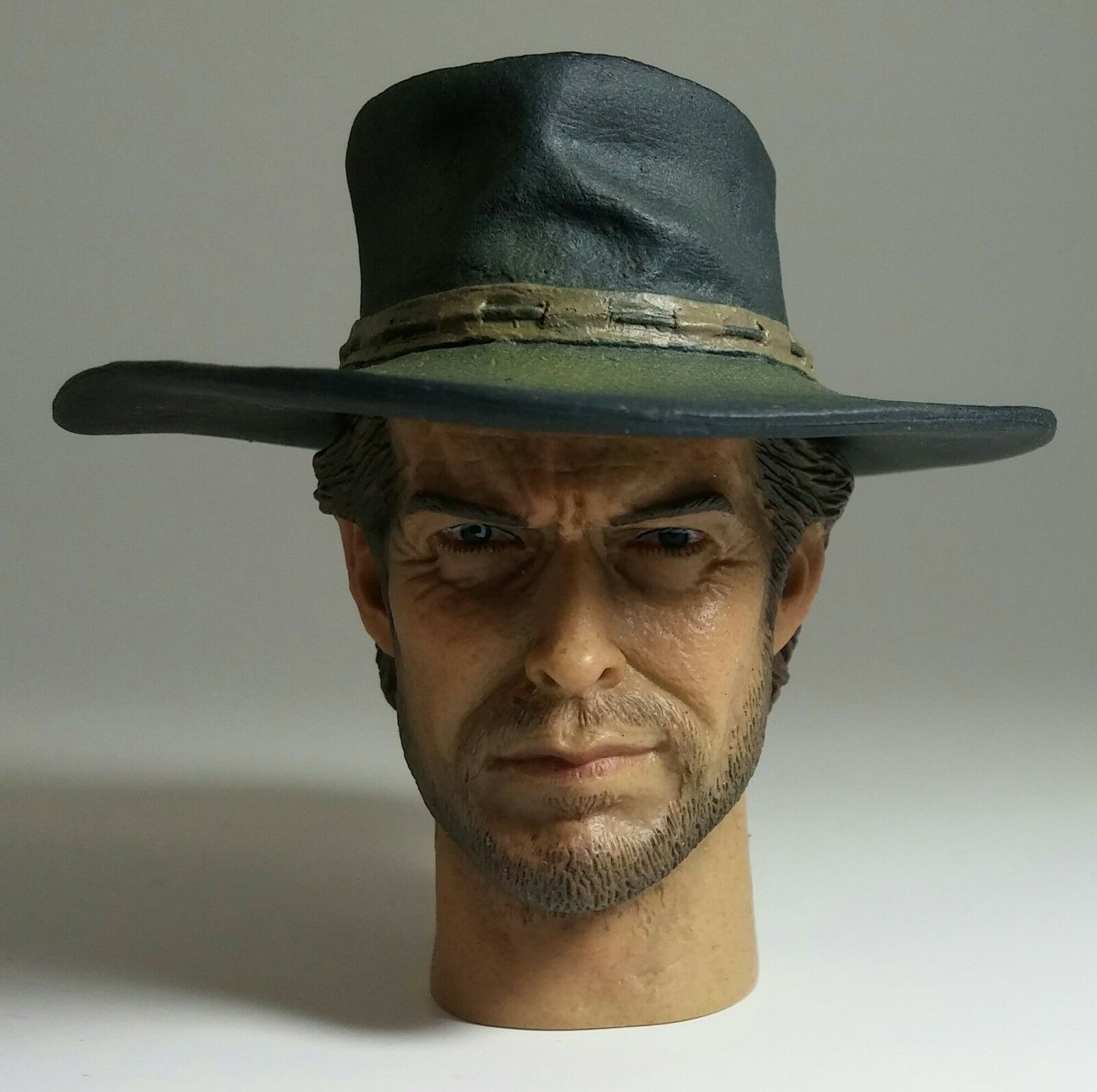 Redman the drifter head sculpt with hat 1 6 toys Cowboy Western