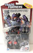 TRANSFORMERS TRAILCUTTER ACTION FIGURE DELUXE CLASS IDW GENERATIONS HASBRO