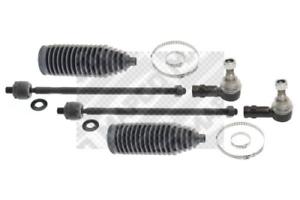 Spurstange MAPCO 53830 vorne rechts links für MERCEDES-BENZ VW Reparatursatz