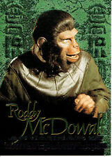 PLANET OF THE APES ARCHIVES RODDY REVEALED CARD R4