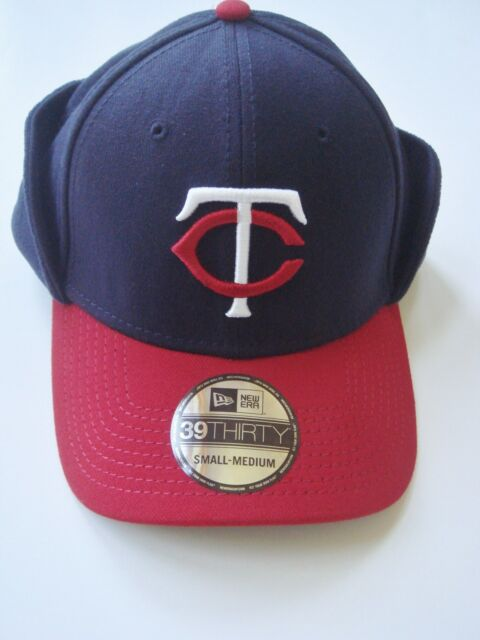 869f9e9d751 NEW NEW ERA 39Thirty Minnesota Twins Baseball Downflap Cap S M  31.99