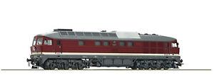 Roco-aus-51301-Diesellokomotive-BR-132-der-DR-mit-Sound-H0-DCC-Digital-Neuware
