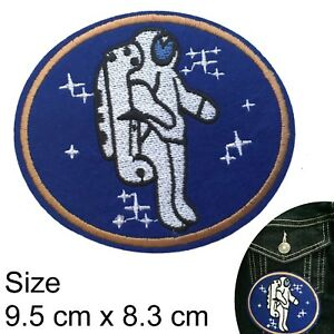 Astronaut-iron-on-patch-Space-Star-NASA-Astronomy-ISS-iron-on-transfer-patches