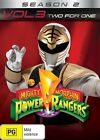 Mighty Morphin Power Rangers - Two For One : Season 2 : Vol 3 (DVD, 2015)
