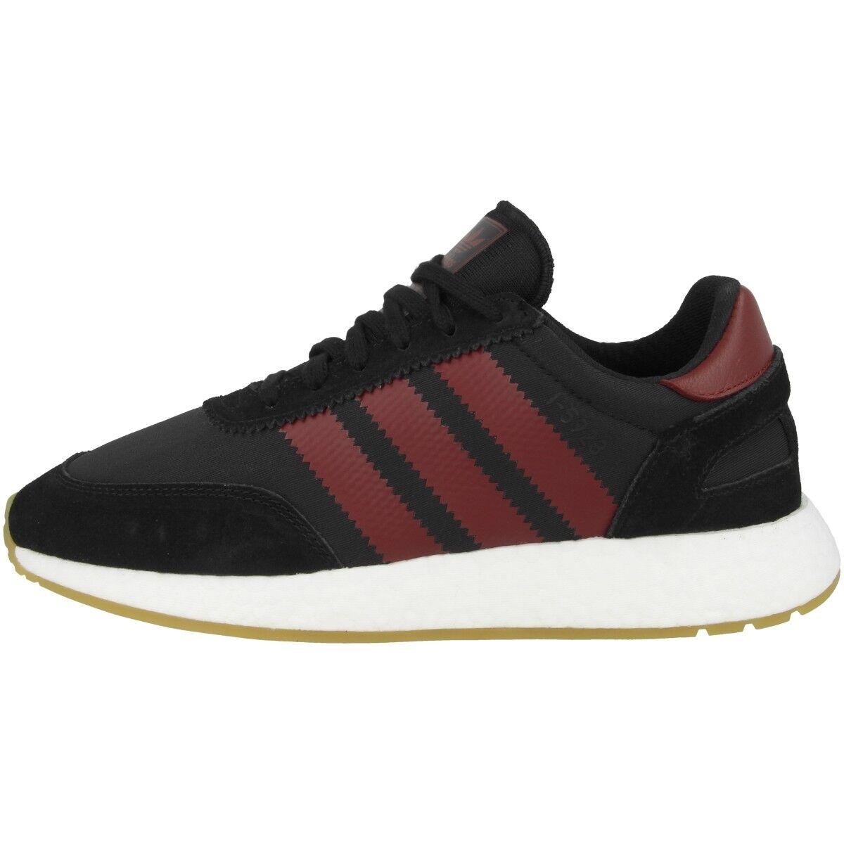 Adidas I-5923 Chaussures Originales Loisir de Sport Baskets Noir Bordeaux B37946