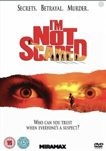 I-039-m-Not-Scared-DVD-2004-Giuseppe-Cristiano-Salvatores-DIR-R15-New-SEALED