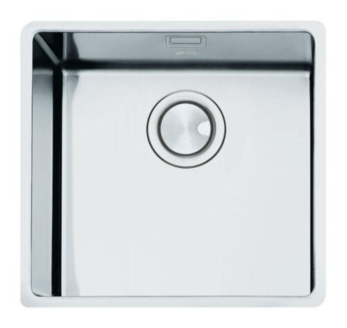 Smeg Mira 1.0 Single Bowl Undermount Sink Stainless Steel VSTR34-2