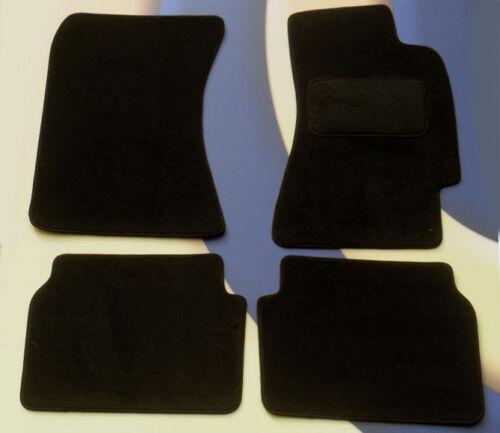 SUBARU IMPREZA WRX /& Sti 2001-2007 BLACK QUALITY CAR MATS