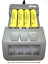 RELIGHTABLE AA NiCd 600mAh 1.2V Rechargeable Batteries Solar Garden Light A20
