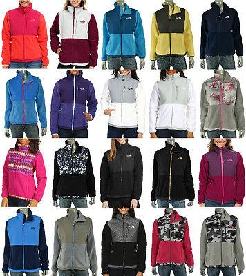 Femmes North Face Denali Polartec Polaire Veste Neuf | eBay