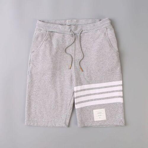 Thom Browne Sweatpants Shorts Pants Pant Size 0 1 2 3 4 Color Gray Dark Blue