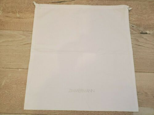 "Zimmerman dust bag 20.5"" x 21"""
